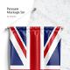 Pennant Mockups Set - GraphicRiver Item for Sale