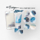 Instagram Story Highlight Covers Blue Abstract - GraphicRiver Item for Sale