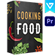 Cooking Delicious Food Show | Premiere Pro - VideoHive Item for Sale