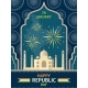 India Republic Day. National Holiday Constitution - GraphicRiver Item for Sale