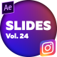 Instagram Stories Slides Vol. 24 - VideoHive Item for Sale