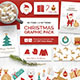 Christmas Clipart & Vector Graphics Pack - GraphicRiver Item for Sale