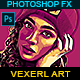 Vexel Art - Photoshop Action - GraphicRiver Item for Sale
