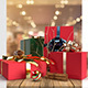 PSD Background Merry Christmas Concept - GraphicRiver Item for Sale