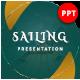 Sailing Ocean Presentation Template - GraphicRiver Item for Sale
