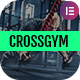 CrossGym - Gym & Fitness Elementor Template Kit - ThemeForest Item for Sale