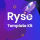 Ryse - SEO & Digital Marketing Elementor Template Kit - ThemeForest Item for Sale
