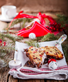 Dresdnen Stollen Christmas Fruit cake - PhotoDune Item for Sale