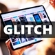Digital Glitch Background - VideoHive Item for Sale