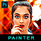 Painter - Photoshop Action - GraphicRiver Item for Sale