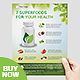 Product Flyer Organic Supplement - GraphicRiver Item for Sale