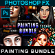 Paiting Bundle - Photoshop Actions - GraphicRiver Item for Sale