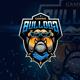 Bulldog Esport Logo For gaming - GraphicRiver Item for Sale