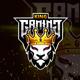 Lion King Esport Logo - GraphicRiver Item for Sale