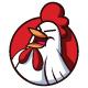 Chicken Logo - GraphicRiver Item for Sale