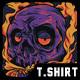 Doom High Halloween T-Shirt Design - GraphicRiver Item for Sale