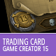 Trading Card Game Creator - Vol 15 - Pirates - GraphicRiver Item for Sale