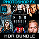 HDR Bundle - Photoshop Actions - GraphicRiver Item for Sale