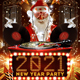 Christmas and New Year Flyer Template - GraphicRiver Item for Sale