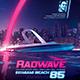 Synthwave Flyer v13 Retrowave 80s Template - GraphicRiver Item for Sale