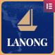 Lanong - Yacht Rental WordPress Theme - ThemeForest Item for Sale