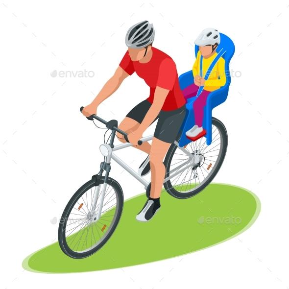 Isometric Family Biking
