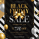 Black Friday Sale Flyer - GraphicRiver Item for Sale
