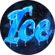 Ice Wall Logo - VideoHive Item for Sale