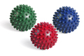Colorful Massage Rubber Balls With Spikes - PhotoDune Item for Sale