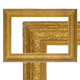 Picture gold frame - GraphicRiver Item for Sale