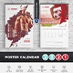 2021 Poster-Calendar Template - GraphicRiver Item for Sale