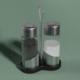 Salt and pepper shaker - 3DOcean Item for Sale
