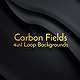 Carbon Fields 4in1 Loop Backgrounds - VideoHive Item for Sale