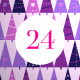 Festive Advent Calendar Numbered Window Reveals - VideoHive Item for Sale