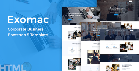 Review: Exomac – Corporate Business Bootstrap 5 Template free download Review: Exomac – Corporate Business Bootstrap 5 Template nulled Review: Exomac – Corporate Business Bootstrap 5 Template