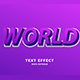 Modern Text effect vol 5 - GraphicRiver Item for Sale