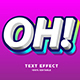 Modern Text effect vol 6 - GraphicRiver Item for Sale