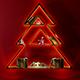 Christmas Tree BookShelvs Design - 3DOcean Item for Sale