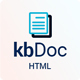 kbdoc - Documentation And Knowledge Base HTML5 Template with Helpdesk Forum - ThemeForest Item for Sale