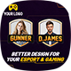 eSport Banners Ad - GraphicRiver Item for Sale
