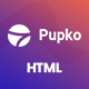 Pupko - Seo and Digital Marketing Agency HTML Template - ThemeForest Item for Sale