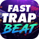 Fast Trap Intro Beat Logo