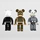 Bearbrick - 3DOcean Item for Sale