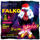 Hip Hop Christmas Flyer - GraphicRiver Item for Sale