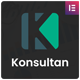 Konsultan Kit - Consulting Business Elementor Template Kit - ThemeForest Item for Sale