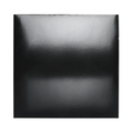 Black paper cover for vinyl LP record isolated on white. - PhotoDune Item for Sale