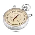 Mechanical analog stopwatch isolated on white background. - PhotoDune Item for Sale