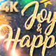 Christmas Wishes Gold - VideoHive Item for Sale