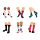 Cute Socks Collection - GraphicRiver Item for Sale