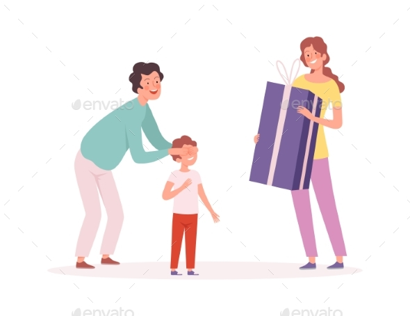 Surprise for Child